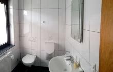 Wohnung Duschbad / flat bathroom